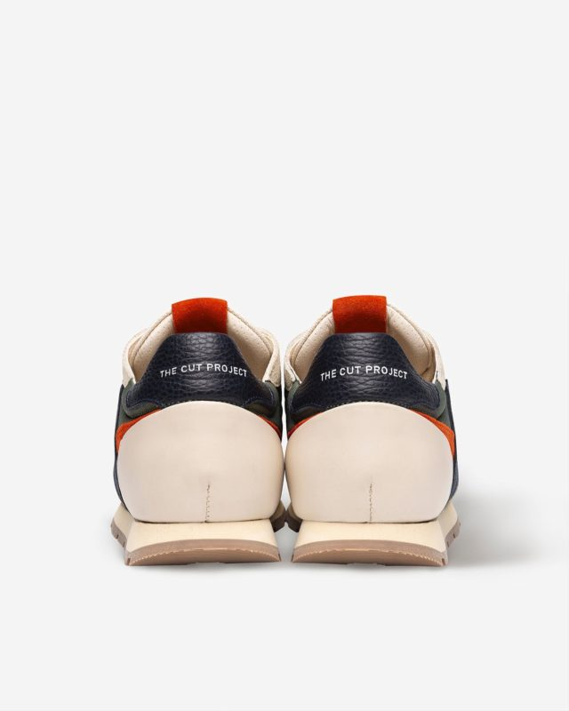 DARE TO BE DIFFERENT •Made In The Neighborhood• ®️EDO SURPLUS®️ www.thecutproject.com . #leathersneakers #ethicalbrand #whitesneakers #thecutproject #thecutprojectshoes #womensneakers #womenshoes #sneakers #luxuryshoes #madeintheneighborhood ©️THE CUT PROJECT©️