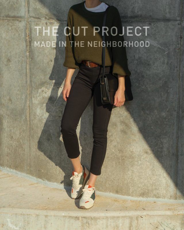 ☀️ V I T A M I N ☀️  •Made In The Neighborhood• ®️EDO SURPLUS®️ www.thecutproject.com . #leathersneakers #ethicalbrand #whitesneakers #thecutproject #thecutprojectshoes #womensneakers #womenshoes #sneakers #luxuryshoes #madeintheneighborhood ©️THE CUT PROJECT©️